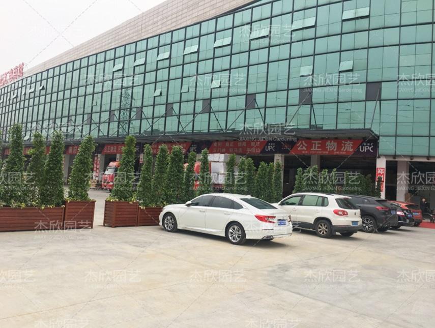 停车场隔离爱博体育竞猜推荐广东佛山案例