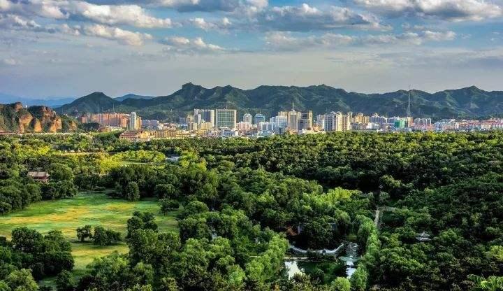 承德市新增230公顷绿地助力城市生态建设