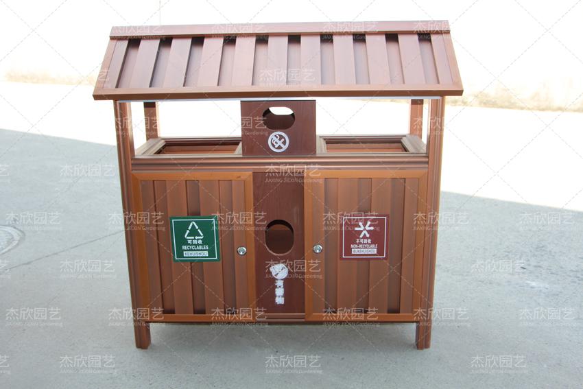 公园、景区垃圾桶容易坏?应该怎么做?