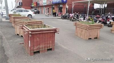 防腐木爱博体育竞猜推荐使用效果?附真实案例说明