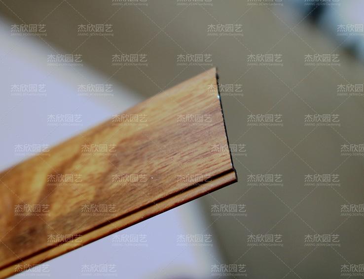 木纹铝合金爱博体育竞猜推荐型材立柱盖板