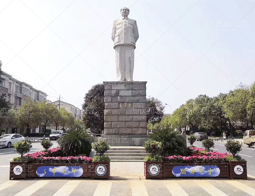 城市纪念广场湖南案例
