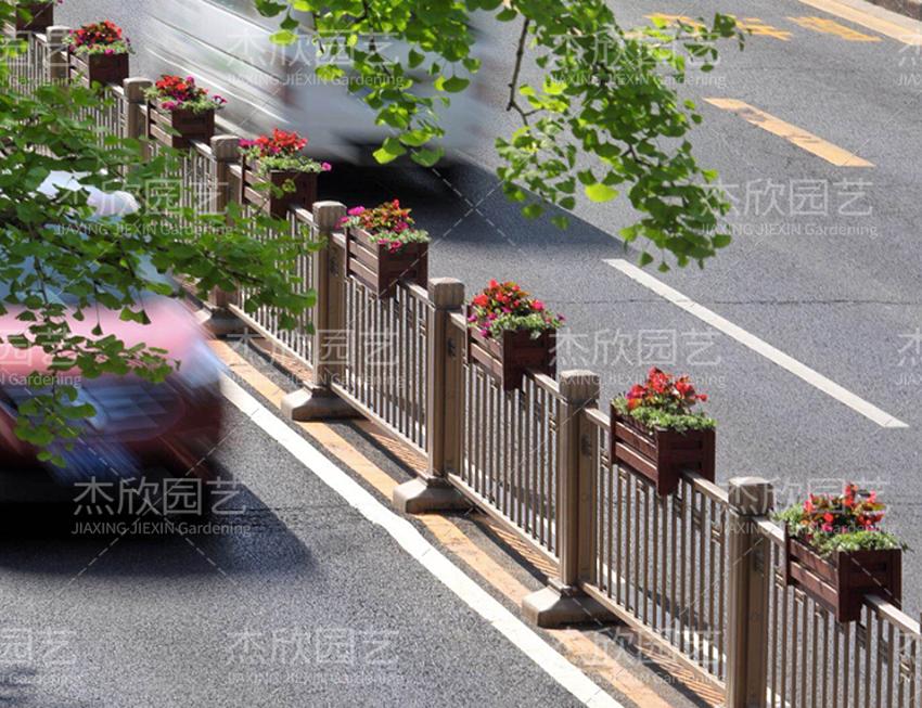 爱博体育竞猜推荐护栏道路景观北京通州案例